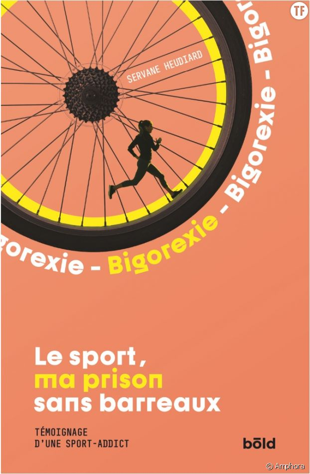 """Bigorexie : Le sport, ma prison sans barreau"", de Servane Heudiard"