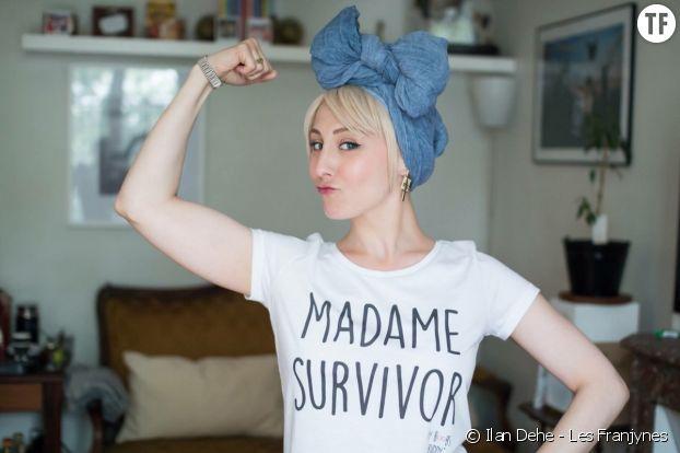 Les Franjynes répond aux besoins des femmes et hommes atteint.es du cancer du sein et de l'alopécie.