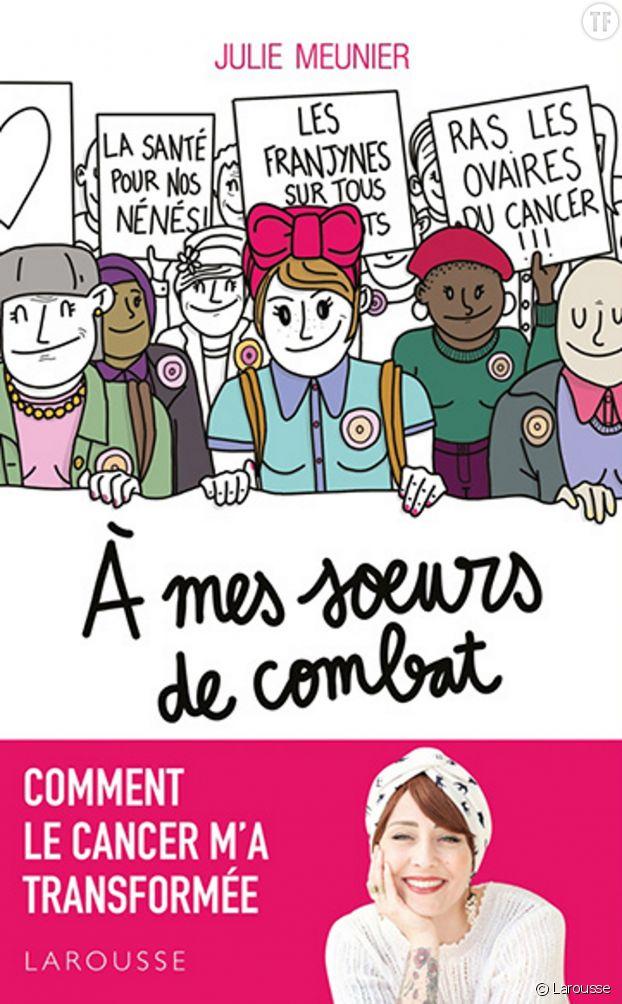 """Discriminations, introspections et sororité : """"A mes soeurs de combat"""" épingle les préjugés sur le cancer du sein et délivre un discours aussi critique qu'optimiste."""