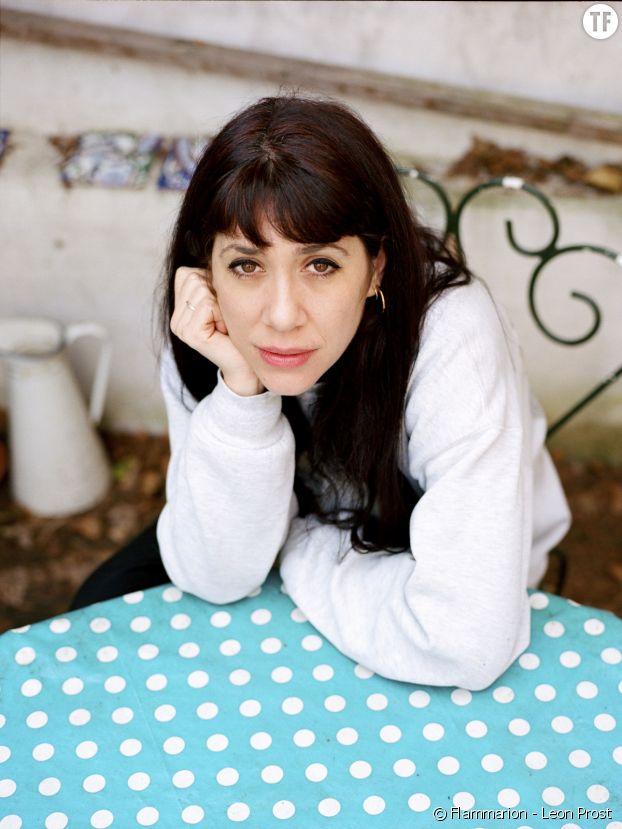 """Alice Pfeiffer, autrice de l'essai """"Le goût du moche"""", par Léon Prost."""