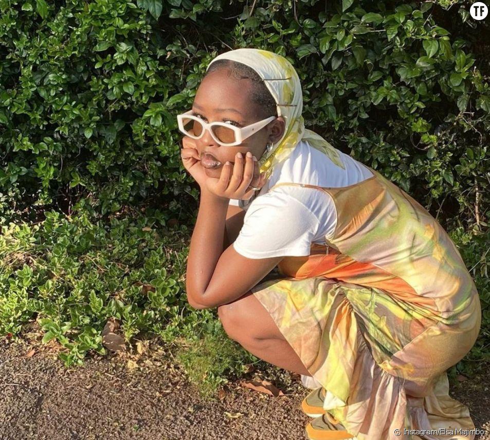 Elsa Majimbo, la comédienne kényane qui fait sensation sur Instagram