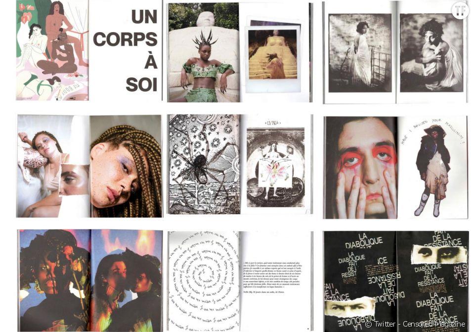 Censored, le magazine qui explore la culture féministe et artistique