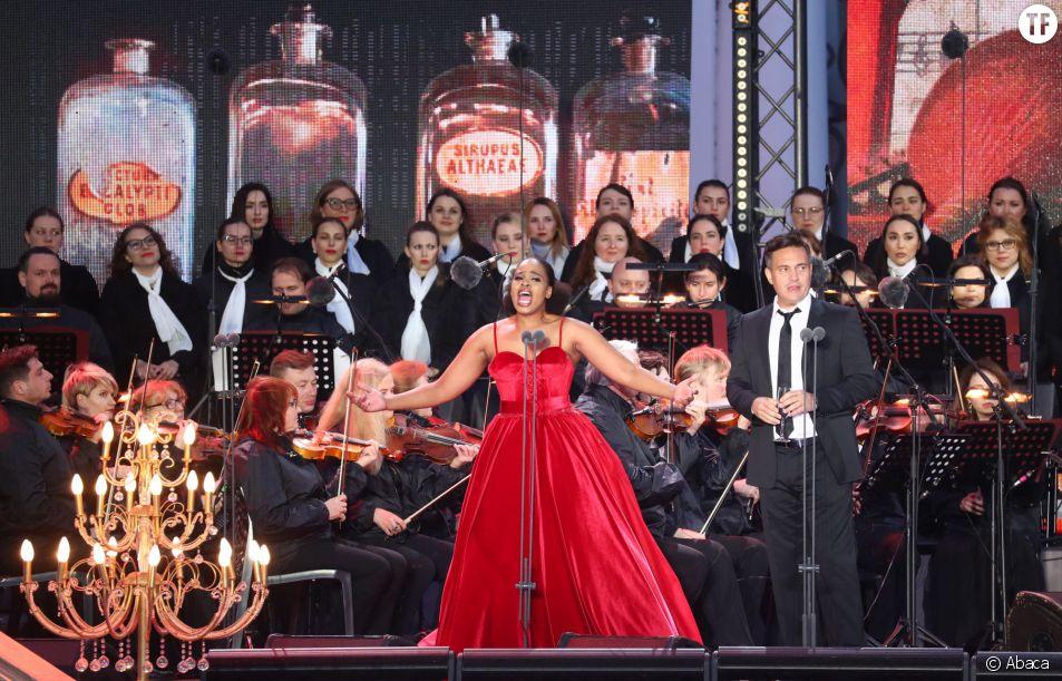 Pretty Yende au concert de la St Petersburg's foundation le 28 mai 2021