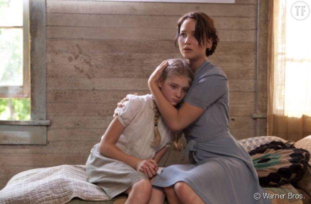 """Katniss Everdeen, grande soeur de Primrose, dans """"Hunger Games"""""""
