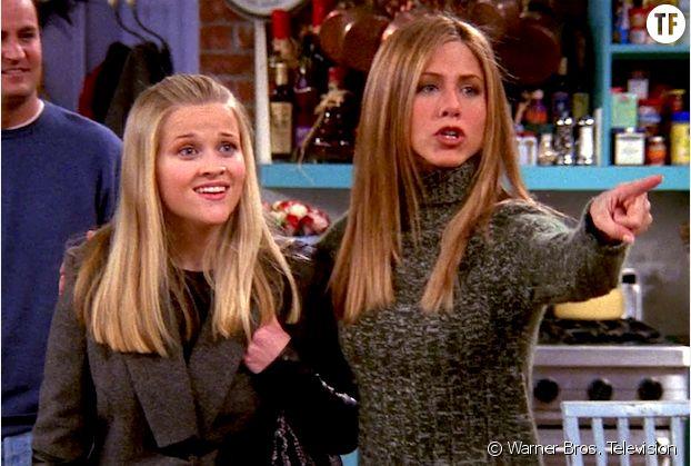 """Rachel Green, grande soeur de Jill, dans """"Friends"""""""