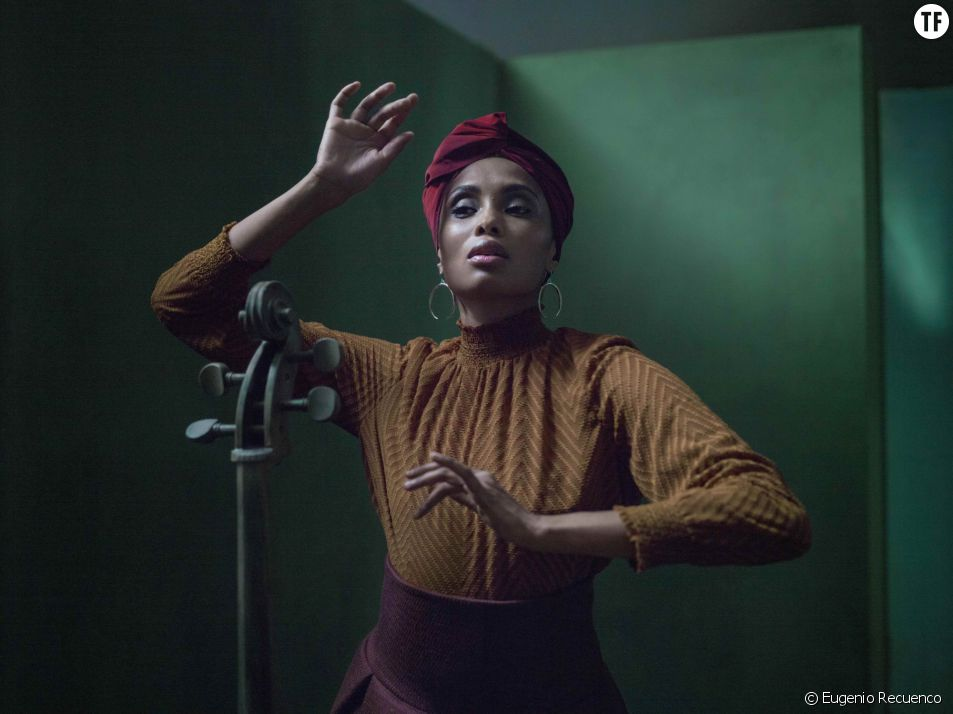 Imany et son nouvel album, Voodoo Cello