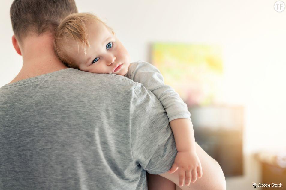 Les pères aussi sont touchés par la dépression post-partum