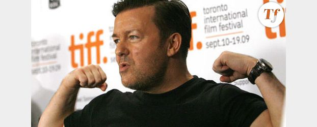 Ricky Gervais va animer les Golden Globes 2012