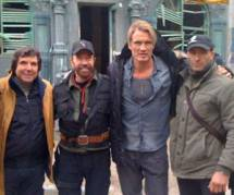 « The Expendables 2 » : Chuck Norris, le retour – photo