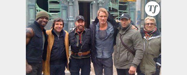 « The Expendables 2 » : Chuck Norris, le retour – photo