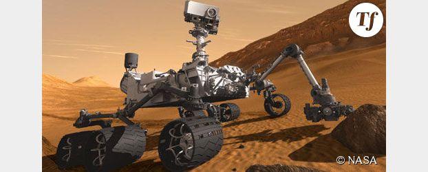 Mission Curiosity : la vie a-t-elle existé sur Mars ?