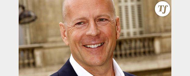 Bruce Willis : fier de sa fille
