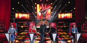 TF1 : Ouverture des castings de The Voice – Vidéo