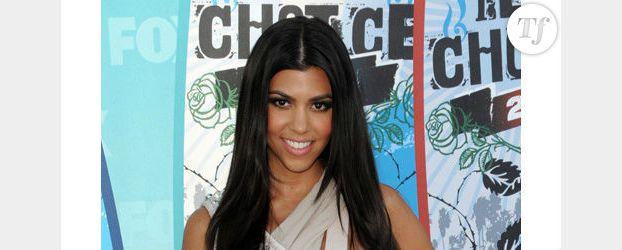 Kourtney Kardashian enceinte de son deuxième enfant