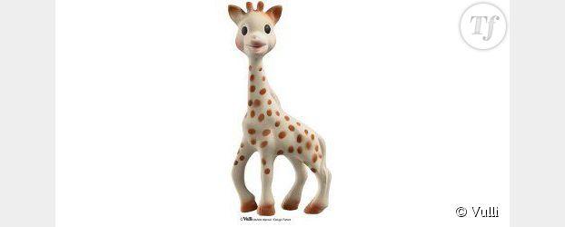 Sophie la Girafe n'est pas toxique - Vidéo