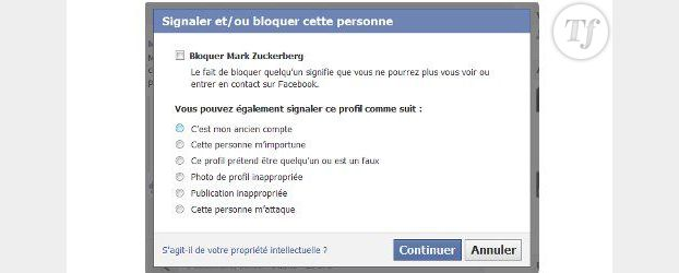 Bug Facebook : des photos privées de Mark Zuckerberg circulent