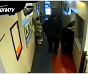 DSK : voir les images des caméras du Sofitel (Vidéo)