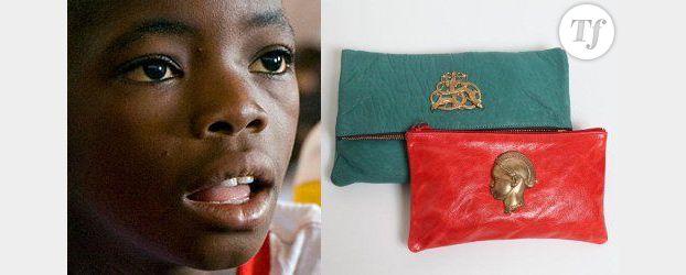 Idée cadeau : une pochette trendy pour les enfants du Burkina Faso