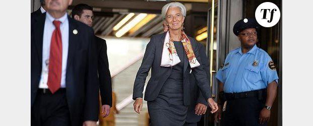 FMI : Christine Lagarde voudrait plus de femmes