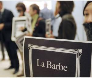 Les femmes à barbe sombrent au Petit Journal de Barthès