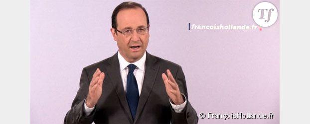 François Hollande : « en 2012 le choix que vous aurez à faire sera décisif »