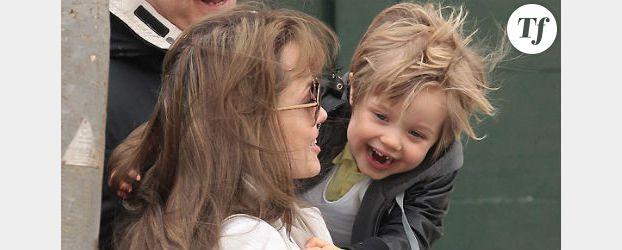 Shiloh Jolie-Pitt veut changer son prénom en Shax