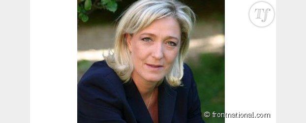 Parrainages 2012 : Marine Le Pen s'insurge contre un « système absurde »
