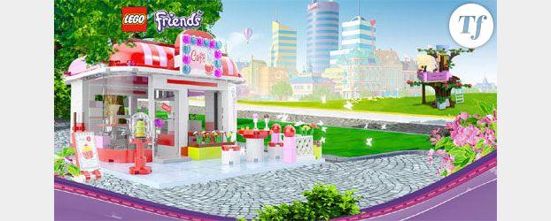 Lego Friend : la nouvelle gamme de Legos (roses) pour les filles