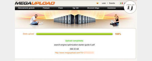 Megaupload : le nouveau site de retour en ligne