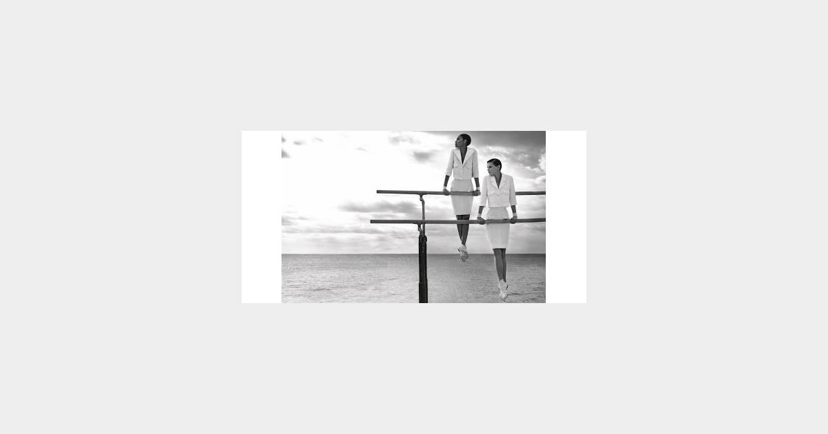 Chanel les gymnastes en tailleur de karl lagerfeld vid o - Thibault chanel vie privee ...