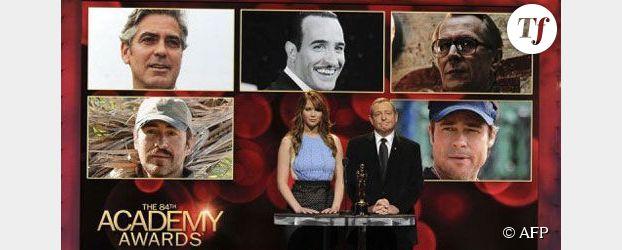 Jean Dujardin et The Artist : 10 nominations aux Oscars !