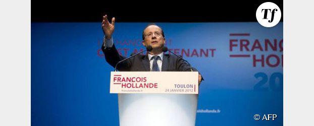 Présidentielle 2012 : les 60 engagements de François Hollande