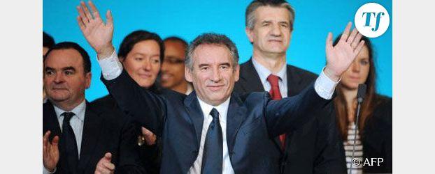 François Bayrou, candidat du MoDem