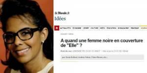 Audrey Pulvar veut plus de femmes noires en couverture des magazines