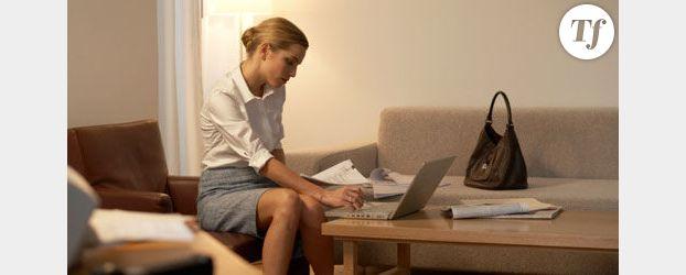 Travail et épanouissement : 1 femme sur 3 débordée au travail