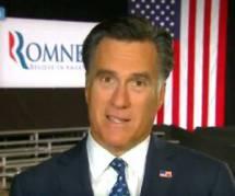 Bourde de Romney : « Je ne m'en fais pas pour les plus pauvres » - Vidéo