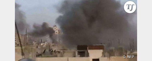 Flambée de violence en Syrie : une centaine de civils tués