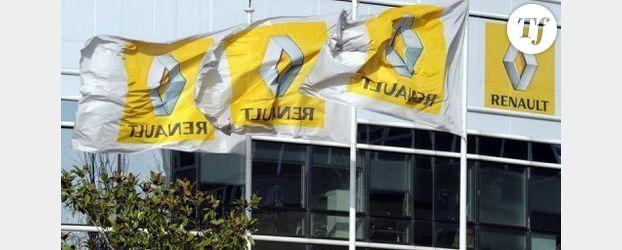 Renault s'installe au Maroc pour sa Lodgy
