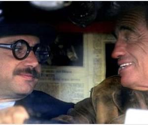 Barbara Gandolfi n'est pas amoureuse de Belmondo