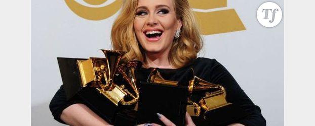 Grammy Awards 2012 : Adele grande gagnante