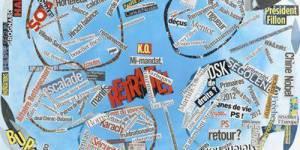 « Tableaux de mots » : l'année 2011 en coupures de presse