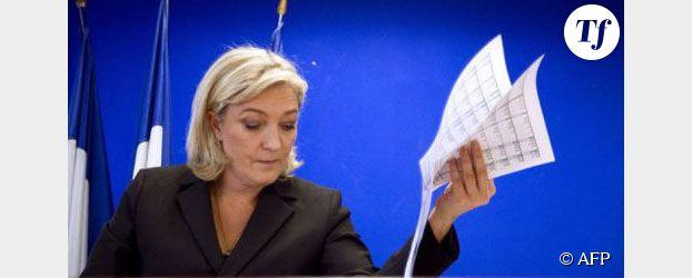 Anonymat des parrainages : Marine Le Pen déboutée par les Sages