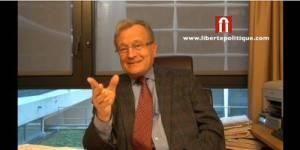 Propos homophobes : Christian Vanneste quitte la politique