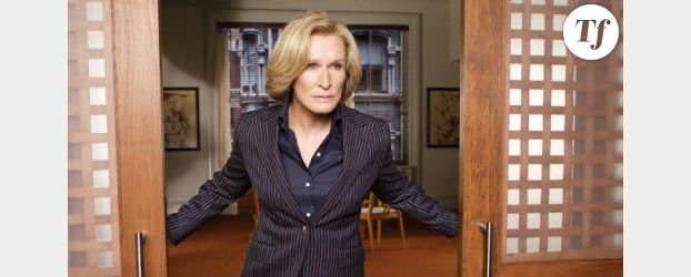Glenn Close : « Damages » c'est terminé !