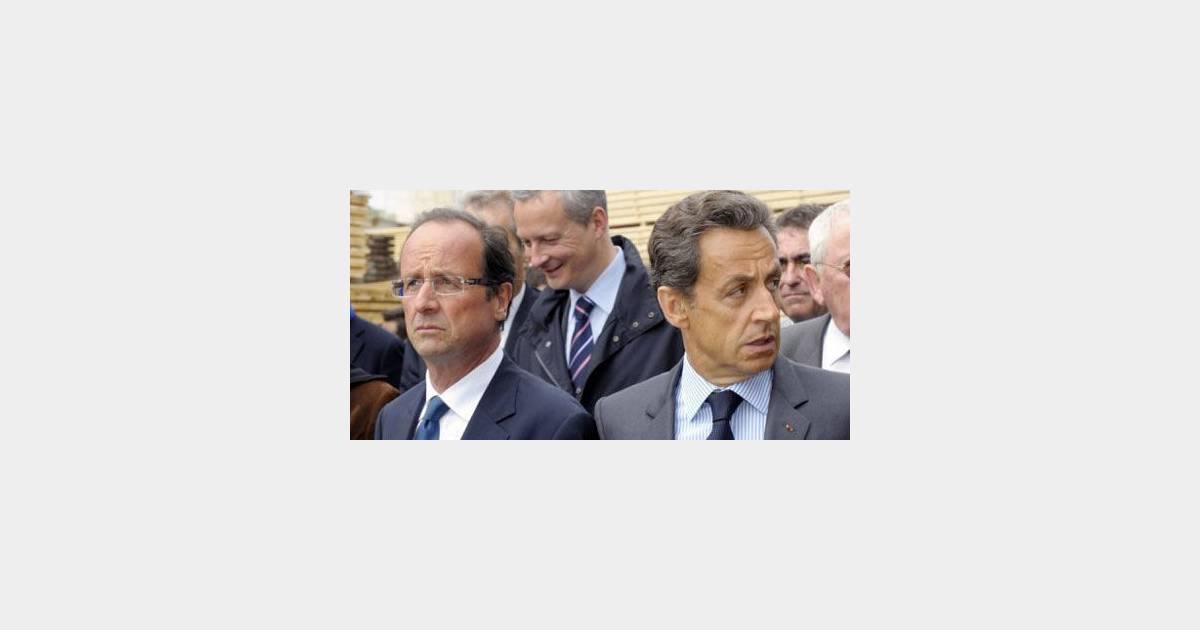 Fran ois hollande nicolas sarkozy opposition frontale terrafemina - Sonia mabrouk en couple ...