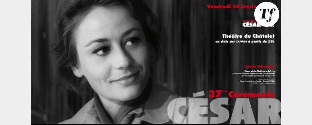César 2012 : Mathilde Seigner préfère Joey Starr à Michel Blanc - Vidéo
