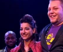 Lary et Lucie grands gagnants de « Encore une chance » sur NRJ12