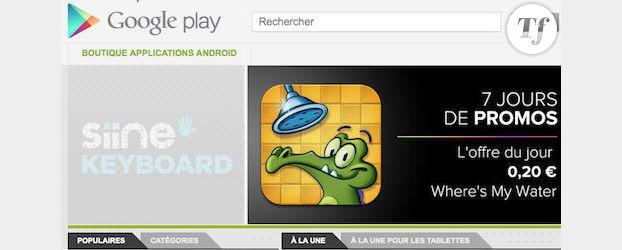 Android Market devient Google Play et offre des promotions