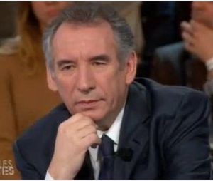 Bayrou sur France 2 : le candidat du MoDem croit au second tour