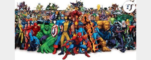 Marvel : réalité augmentée pour la bande dessinée